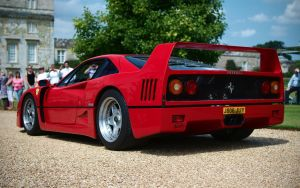 F40, Rear by FurLined