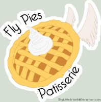 Fly Pies logo by ShyLittleArtist4
