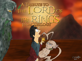 Mr. Coat - A Tribute to The Lord of the Rings by qwertypictures