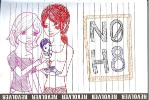 Ryan, Z, and Peter - No H8 - Boy's Name by immortalliac
