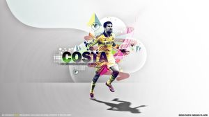 10019 Diego Costa by namo,7 by 445578gfx