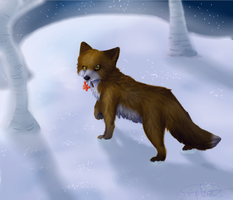 ~Winter~ by Pipilia