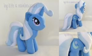 Trixie Lulamoon Plush by Rainbow-Kite