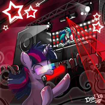 It's the RAVE time by Don-ko