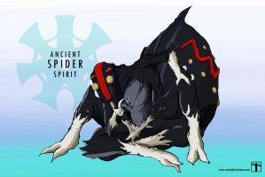 Spider Stories - The Ancient Spider Spirit by CentralCityTower