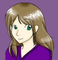 Me in Illustrator and Photoshop by TheReza13