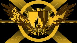.::MATCHBOX::Ironflag::. by d-3-m-O-N