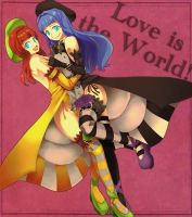 Love is all by Murakata