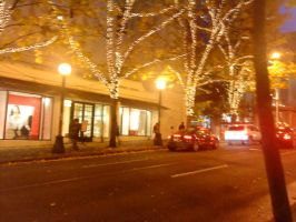 Christmas in Seattle by PrincesaNamine