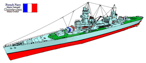French Guinee-class CA by Scryer117