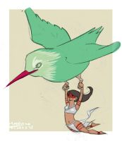 Anani Y Tody by quite-possibly