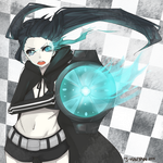 Vocaloid Black Rock Shooter by j-hauyan
