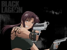 Revy by jerremy7