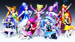 [MMD] DokiDoki! Precure - HappinessCharge Precure! by Lucky3Seven