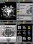 Pirate station Nokia s40 Theme by Aquafeya