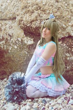 K O T O R I Minami - Cheerleader by HanaStar-Photos