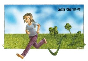 Lucky Charm by bdec