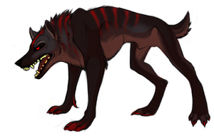 warg by LiLaiRa