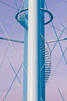 water tower by light-worx