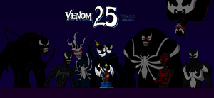 Venom's 25th Birthday by AraghenXD