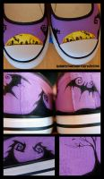 spooky shoes by quidditchmom