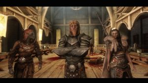 The Jarl's shame by lupusmagus