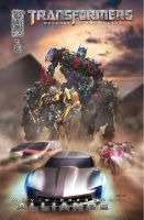 Transformers 2: affiche by RadimusSG