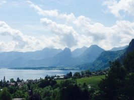 Austrian Mountain View by EmotionalTimeBomb