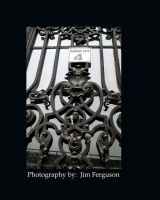Wrought iron gate by FergieFoto