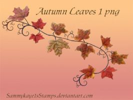 Autumn Leaves 1 by Sammykaye1sStamps