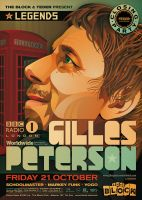 Gilles Peterson at The Block by prop4g4nd4