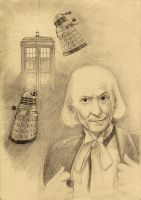 Thank you so much Mr.Hartnell... by SpinoJP