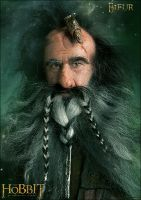 The Hobbit - An unexpected Journey - Bifur by YoungPhoenix3191
