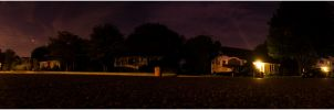 Night in the suburbs by RedlineGT