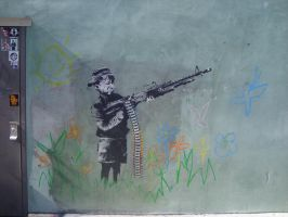 bansky by jazz134