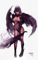 30M: Lady Demon by chacuri