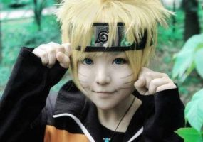 CUTEST NARUTO COSPLAYER EVER by benihannahcosplay