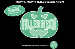 FILLERWEEN Halloween Promo by Jarvisrama99