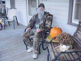 Me as Si from Duck Dynasty by BrigadierDarman