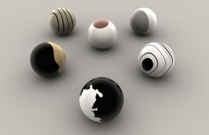 Abstrakto by Neon-Monkey