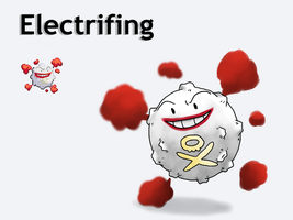Pokemon Fusion - Electrifing