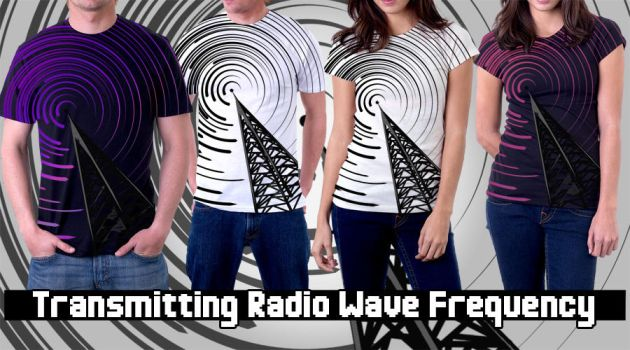 T Radio Wave Frequency by calcipher