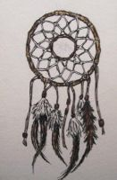 dreamcatcher by at-war
