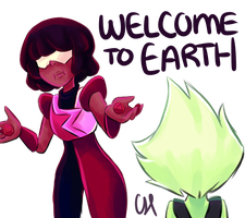 Welcome to Earth by CairolingH
