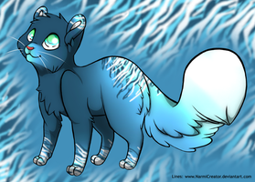 Cat Ferret Fox Wolf adoptable by Raytard95