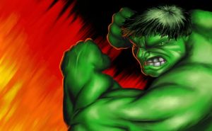 The Hulk by halwilliams