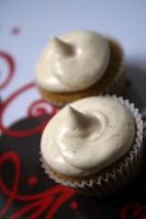 french toast cupcakes by Kimography