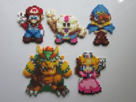 Super Mario RPG by 8-BitBeadsStudio