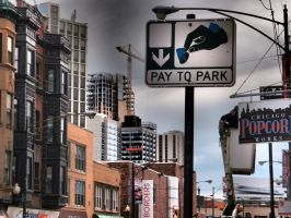 Pay to Park by lightzone