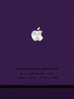 Simple Apple Pack by jeff-saiint